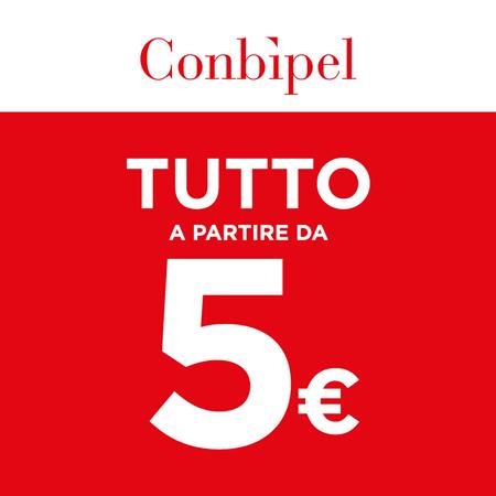TUTTA LA COLLEZIONE CONBIPEL A PARTIRE DA 5€